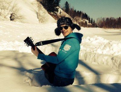Музыканты из Новосибирска сняли для клипа красоты Шерегеша