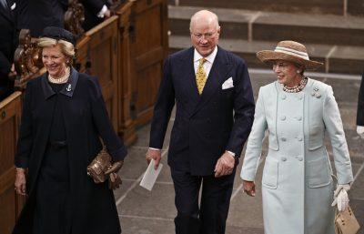 Наследником принца Датского объявили его старшего сына Густава