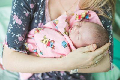 Тысячного новорожденного Ленинского района в Кемерове назвали Фаддей