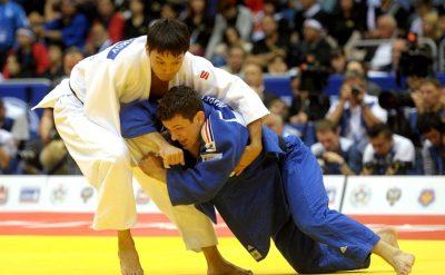 Кузбасский спортсмен победил в международном турнире по джюдо