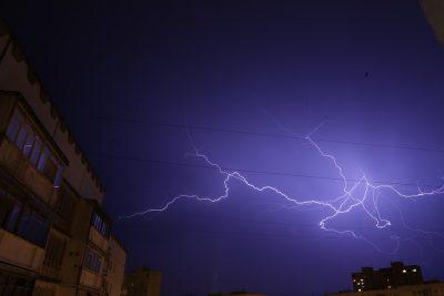 МЧС предупреждает кузбассовцев о сильных дождях и грозах