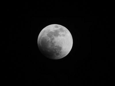 Частичное лунное затмение можно будет увидеть почти на всей территории России