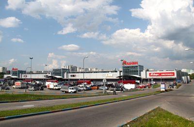 Компания «Мария-Ра» планирует построить здание для «Ашана» в Кемерове