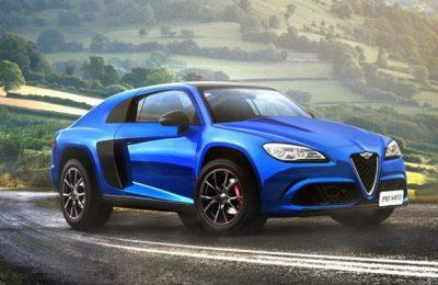 Британская компания создала образ идеального авто