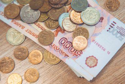 В сентябре доходы кузбассовцев превысили расходы на 4,3 млрд рублей