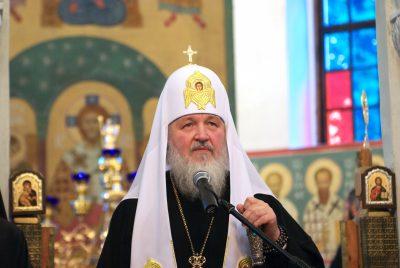 Патриарх Кирилл предсказал приближения конца света