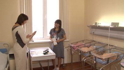 В День матери в Кузбассе на свет появился 81 ребёнок