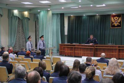 Назначен врио начальника кузбасского ГУФСИН