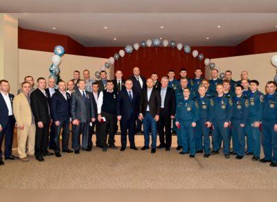Кузбасским горноспасателям, вызволявшим шахтёров из-за завалов на «Есаульской», вручили награды