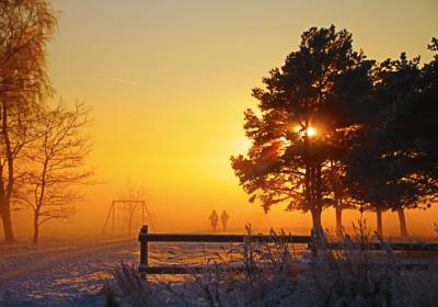 В начале недели в Кузбассе потеплеет до 0°С и пройдёт мокрый снег