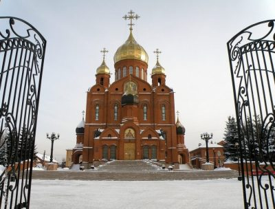 К Рождеству в Кузбассе коммунальщики усилят очистку дорог к храмам