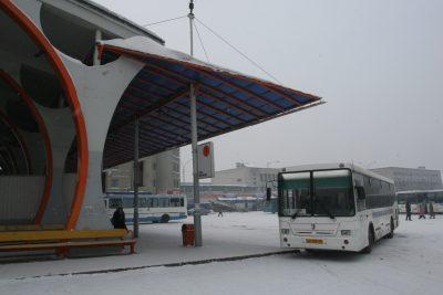 Кузбассовцев предупреждают о возможной отмене автобусных рейсов в морозы