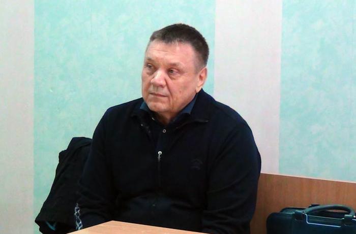 Юрий Мовшин всё ещё рвётся на свободу