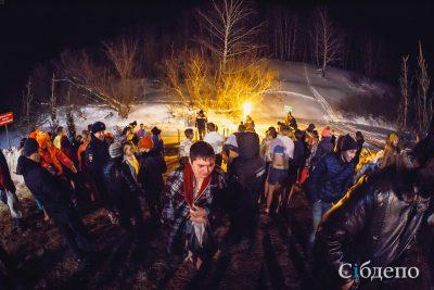 В Кузбассе около 1000 полицейских будут следить за порядком в Крещение