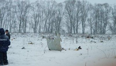 Более 60 пассажиров разбившегося в Подмосковье самолёта были жителями Оренбургской области