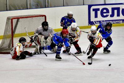 В СУЭК поддержали детский хоккейный турнир в Кузбассе