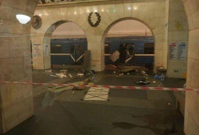 Следком: установлены все причастные к теракту в петербургском метро