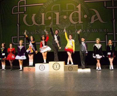 Кемеровчане выиграли Мировой чемпионат по ирландским танцам в Нидерландах