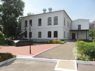 В Новокузнецке завершили обновление старейшего в регионе образовательного учреждения