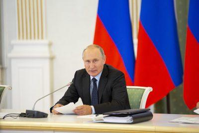 Президент России внёс в Госдуму законопроект о смягчении статьи об экстремизме
