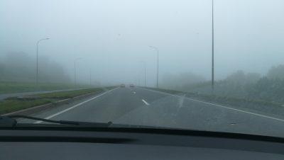 Самолёт из Москвы прилетит в Кемерово позже из-за тумана