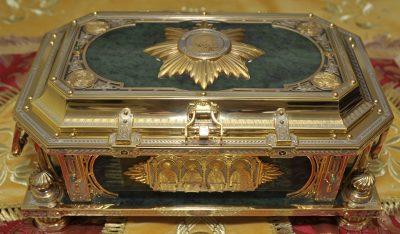 В сентябре в Кузбасс привезут мощи греческого святого