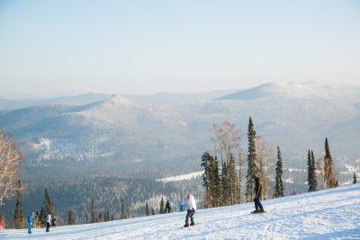 Кузбассовцам расскажут, как правильно кататься в горах вне трасс