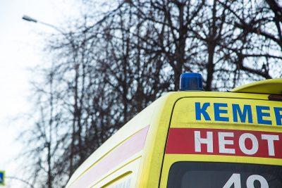 В Кемерове мужчина погиб после падения с крыши психбольницы