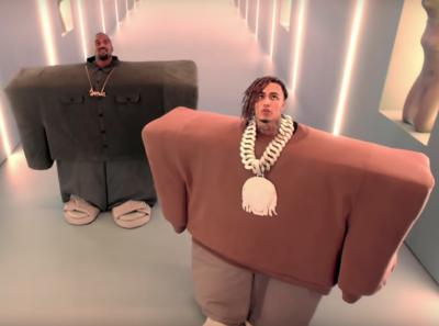 Клип Канье Уэста и Lil Pump стал рекордсменом просмотров на YouTube