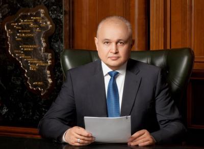 Видео: Сергей Цивилев впервые поздравил кузбассовцев с Новым годом