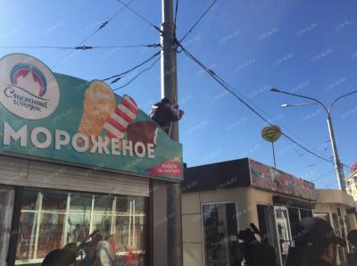 На улицах Новокузнецка приступили к установке камер с системой распознавания лиц