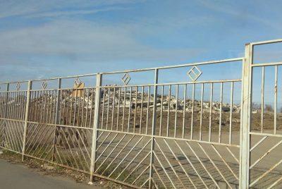 Здание бывшего «Химволокна» снесли в Кемерове