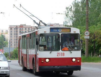 В Кемерове на Советском возобновили троллейбусное движение