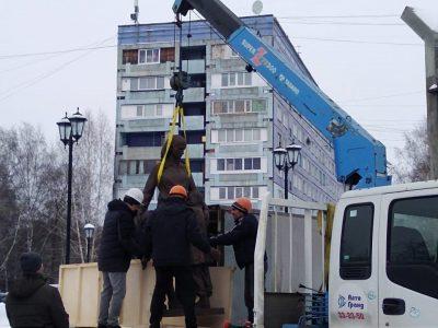 Кемеровский облупившийся памятник заменят на бронзовый