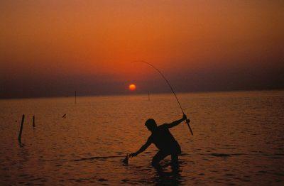 Новокузнецкий рыбак убил другого рыбака из-за непристойного поведения возле реки