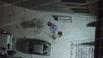 Фото: кемеровчанин погиб после падения с 12 этажа