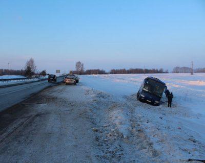 В Кузбассе осудили водителя автобуса, из-за которого погибли 6 человек