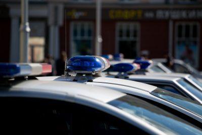 Двое полицейских спасли от гибели кемеровскую многодетную семью