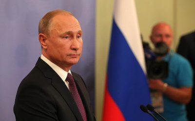 Владимир Путин включил губернатора Кузбасса в Госсовет