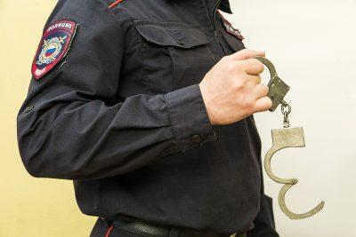 Удача помогла полицейским раскрыть кражу