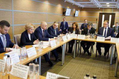 Зачем в Кузбасс приехала вице-премьер Ольга Голодец