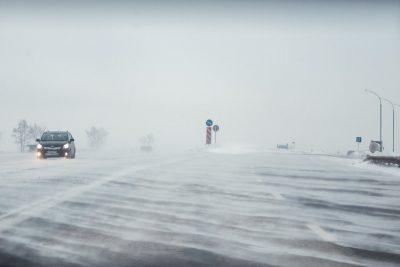 Метели и похолодание: кузбассовцев предупредили о резком ухудшении погоды