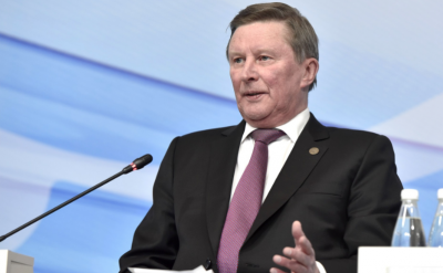 Спецпредставитель президента РФ всерьёз озабочен вопросами экологии