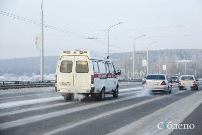 В Кузбассе школьница упала лицом на раскалённую печь
