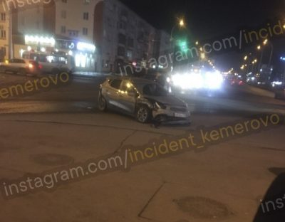 «Живого места не осталось»: в Кемерове произошла серьёзная авария