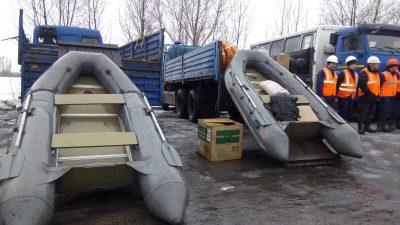УК «Кузбассразрезуголь» к большой воде готова