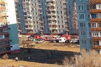 «Много пожарных машин»: что случилось в кемеровской многоэтажке