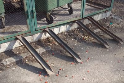 Кто разбросал пробирки с кровью возле кемеровского СПИД-центра?