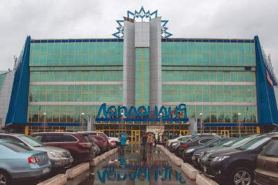 Кемеровский ТЦ «Лапландия» хотят закрыть за нарушения