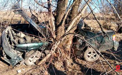 Фото: страшное смертельное ДТП в Кузбассе